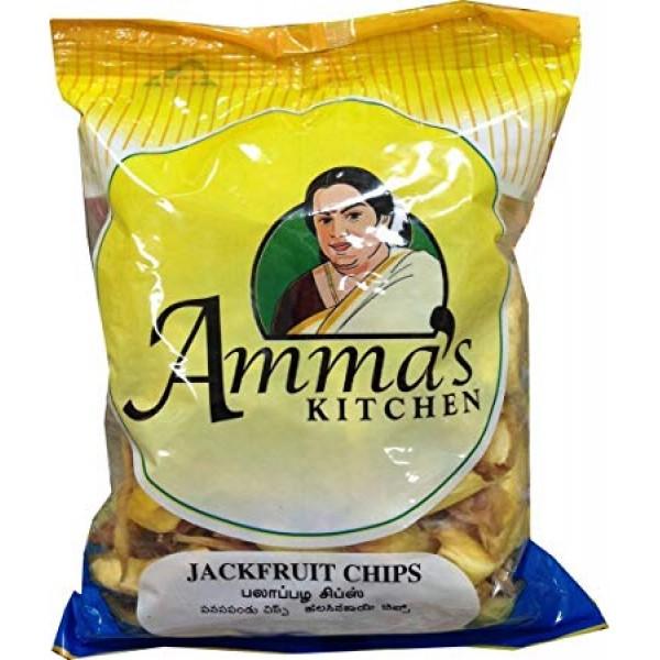 Amma's Kitchen Kitchen Jackfruit Chips & Oz / 200 Gms