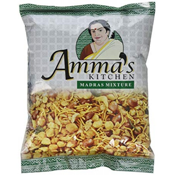 Amma's Kitchen Madras Mix 14.1 Oz / 400 Gms