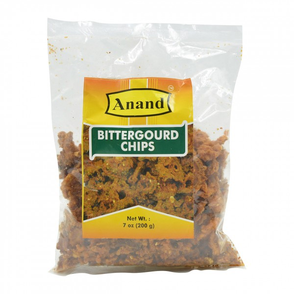 Anand Bitter Guard Chips 7 oz / 200 Gms