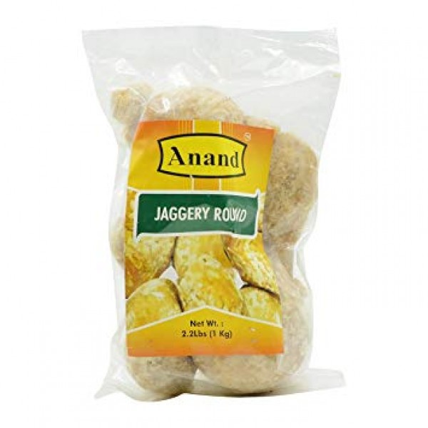 Anand Jaggery Round 2.2 Lb / 1 Kg