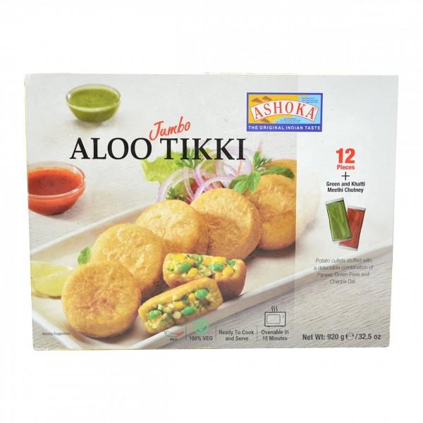 Ashoka Aloo Tikki 12 Pieces / 920 Gms