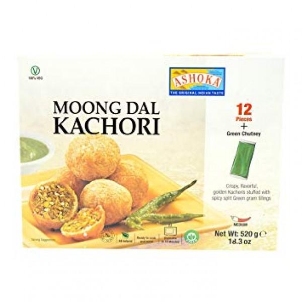 Ashoka Moong Dal Kachori 12 Pieces / 520 Gms