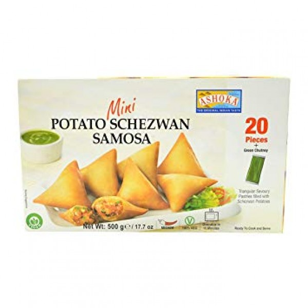 Ashoka Potata Schezwan 20 Pieces