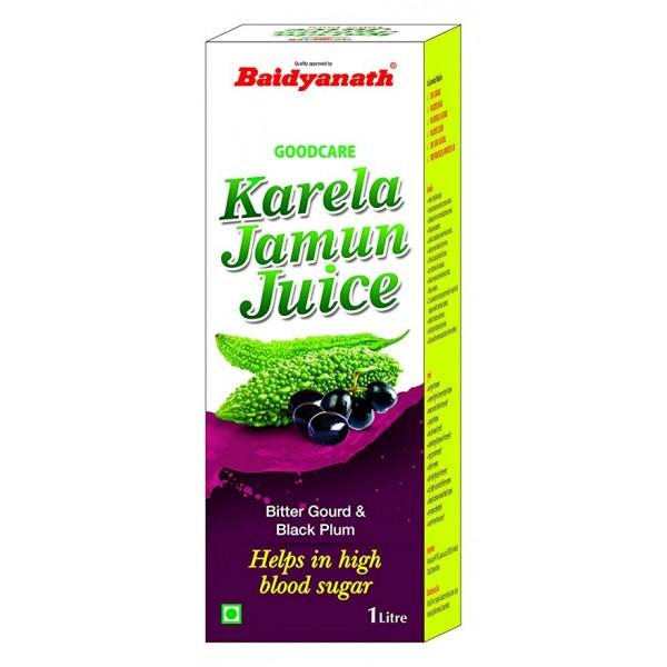Baidyanath Karela Jamun Juice 1 L