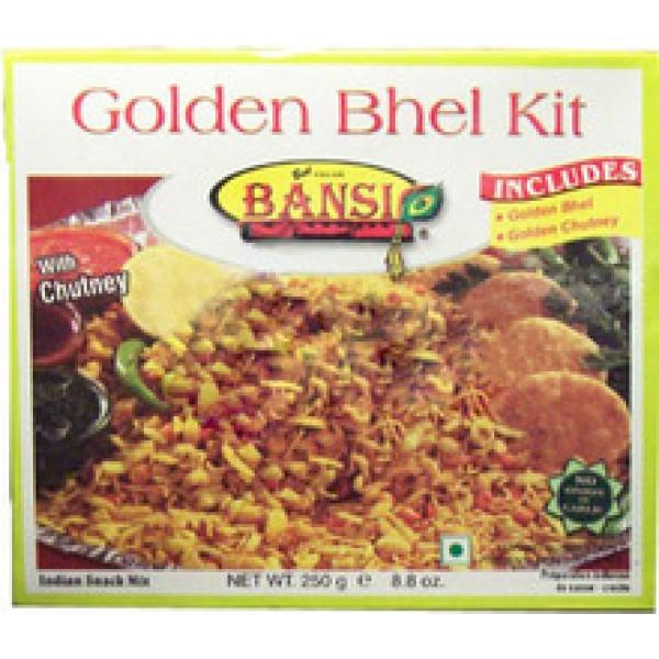 Bansi Golden Bhel Kit 8.8 Oz / 250 Gms