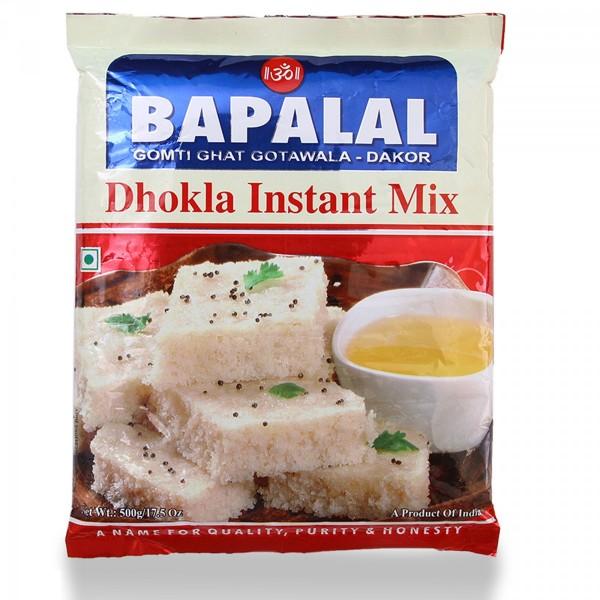 Bapalal Dhokla Mix 17.5 Oz / 500 Gms