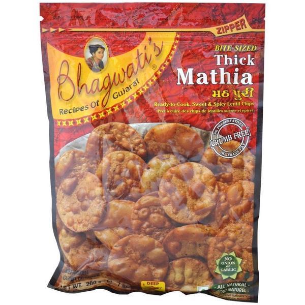 Bhagwati's Thick Mathia 200 Gms