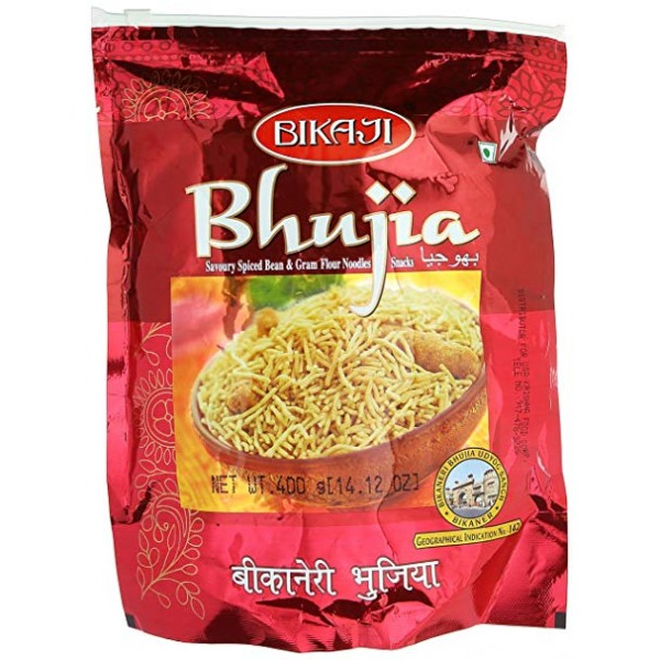 Bikaji Bhujia 14.1 Oz / 400 Gms