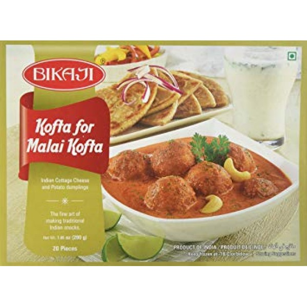 Bikaji Kofta for Malai 20 Pieces
