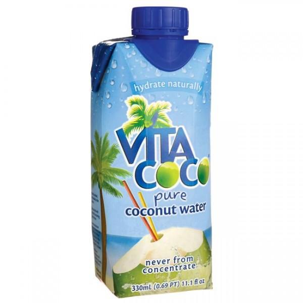 Vita Coco Pure Coconut Water 11.1 Oz / 330ml