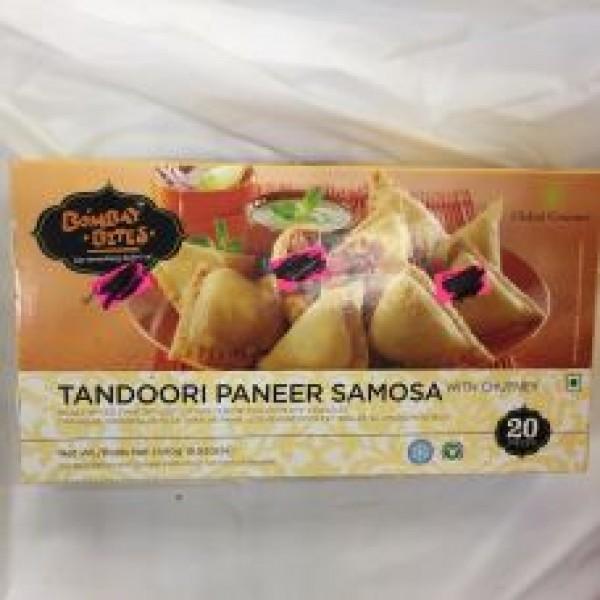 Bombay Bites Tandoori Paneer Samosa 20 Pieces