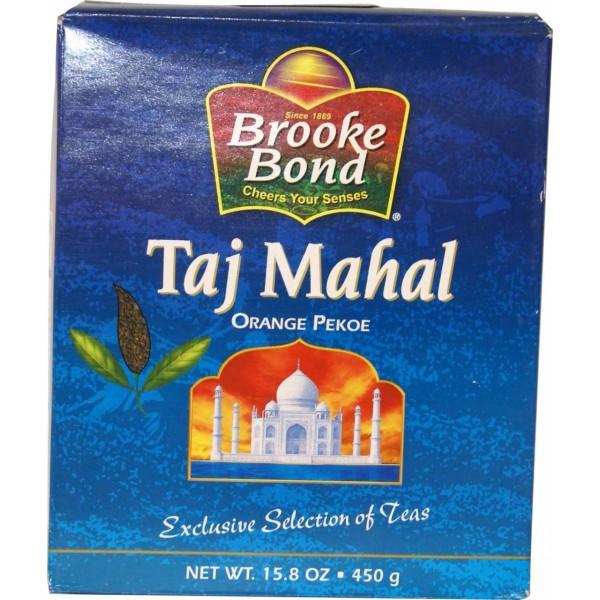 Brooke Bond Taj Mahal Orange Pekoe 15.8 OZ / 448 Gms