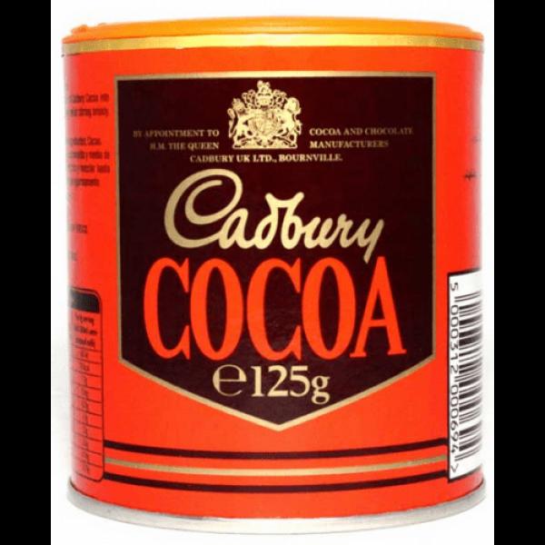 Cadbury Cocoa Powder 125 Gms