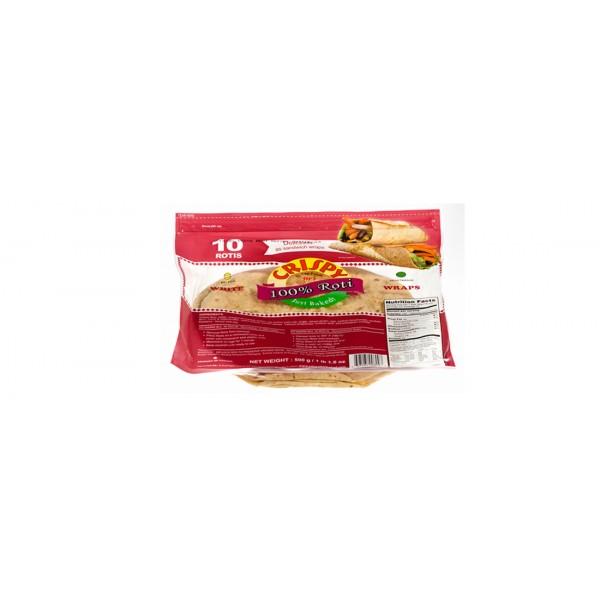 Crispy Roti 750 Gms 15 Roti