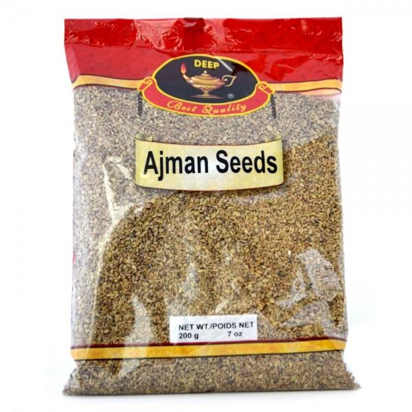 Deep Ajwain Seeds 7 Oz / 200 Gms
