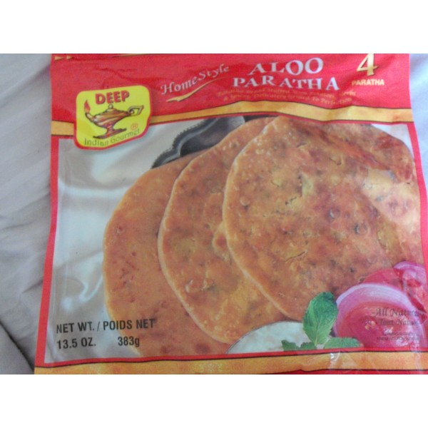 Deep Aloo Paratha 4 Pieces