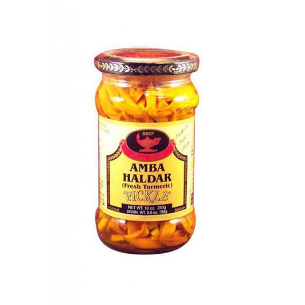 Deep Amba Haldar Pickle 10 Oz / 283 Gms