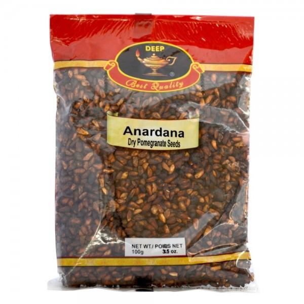 Deep Anardana (Dry Pomegranate Seeds) 3.5 oz / 100 Gms