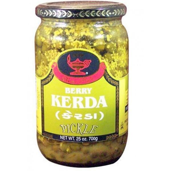 Deep Berry Gunda Pickle 26 Oz / 740 Gms