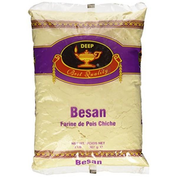 Deep Besan 2lb/907Gms