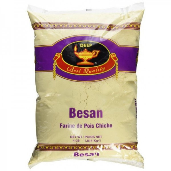Deep Besan 4 LB / 1.8KG