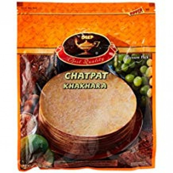 Deep Chatpat Khakhra 6.3 Oz / 180 Gms