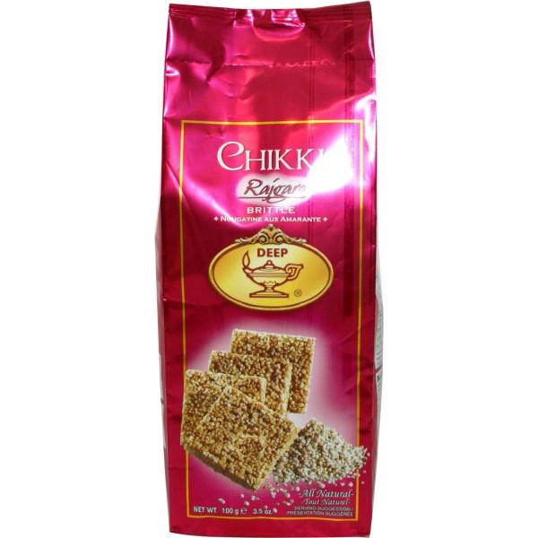 Deep Chikki Rajgaro 3.5 Oz / 100 Gms