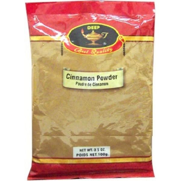 Deep Cinnamon Powder 3.5 Oz / 100 Gms