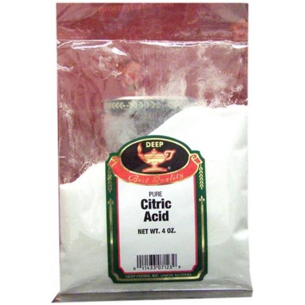 Deep Citric Acid 4 Oz