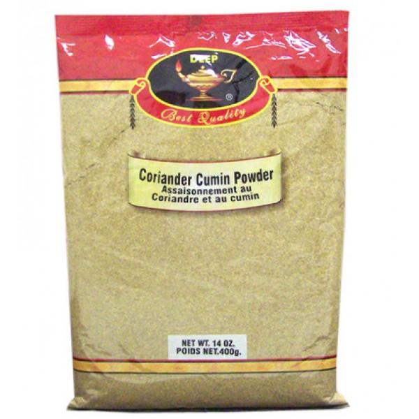Deep Coriander Cumin Powder 14 Oz / 400 Gms