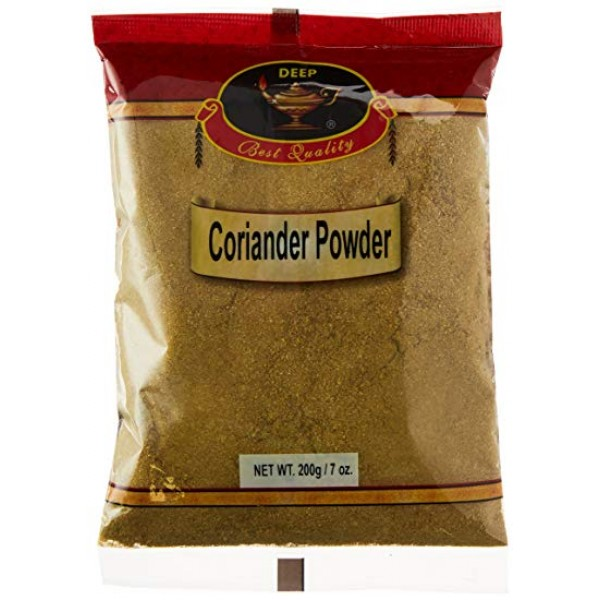 Deep Coriander Powder 7 Oz / 200 Gms