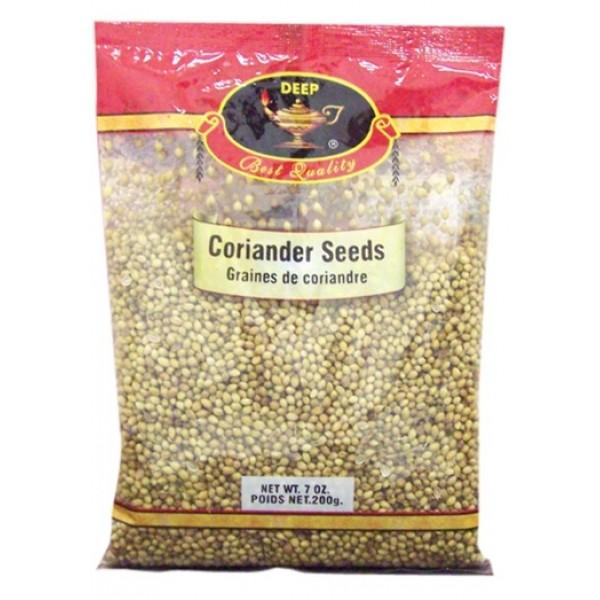 Deep Coriander Seed 7 Oz / 200 Gms