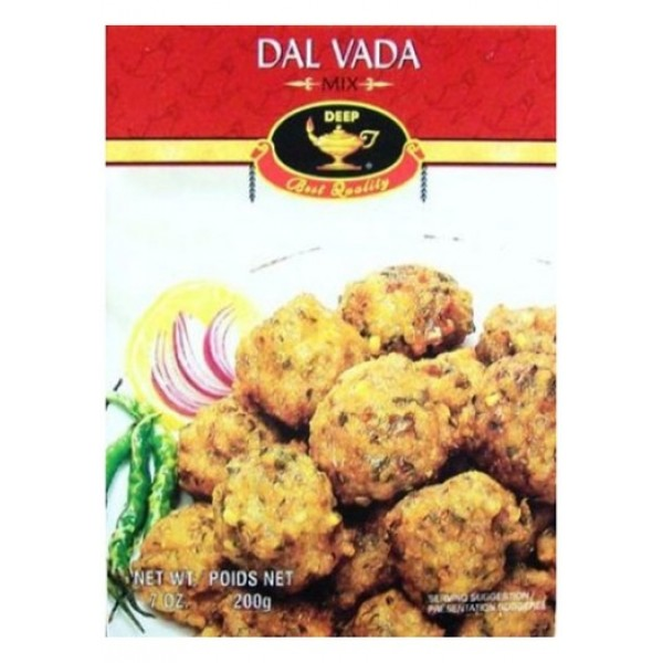 Deep Dal Vada Mix 7 Oz / 200 Gms