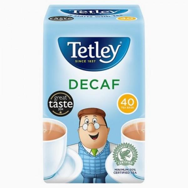 Tetley Decaf Tea 50 Bags