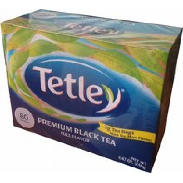 Tetley Premium Black Tea 31.75 oz / 900 Gms