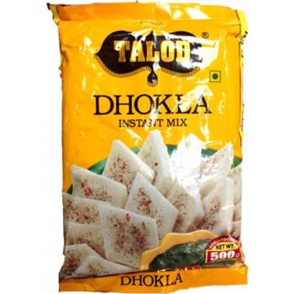 Talod Dhokla Mix 17.5 Oz / 500 Gms