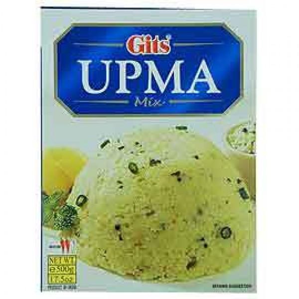 Gits Upma Mix 17.5 Oz / 500 Gms
