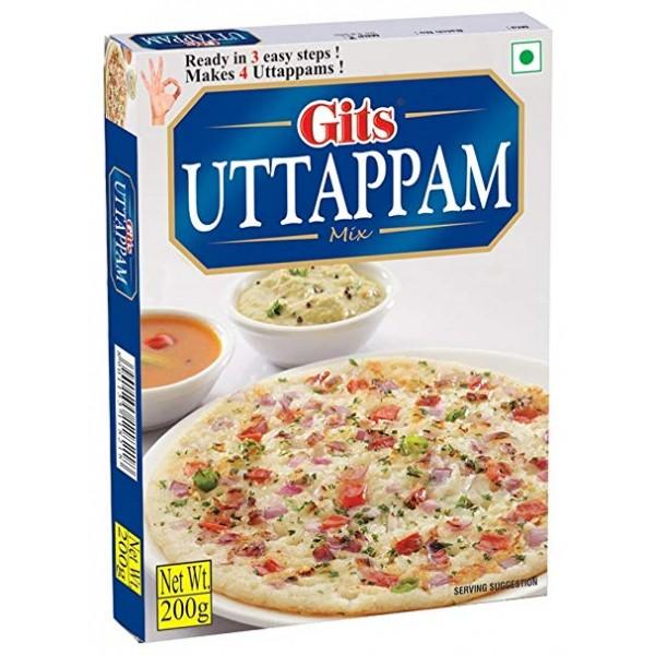 Gits Uttapappam Mix 7 Oz / 200 Gms