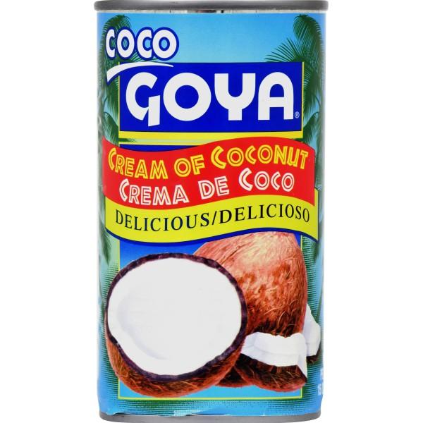 Goya Cream of Coconut 15 Oz / 425 Gms