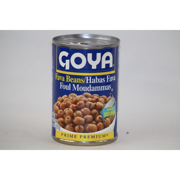 Goya Fava Beans  15 Oz / 439 Gms