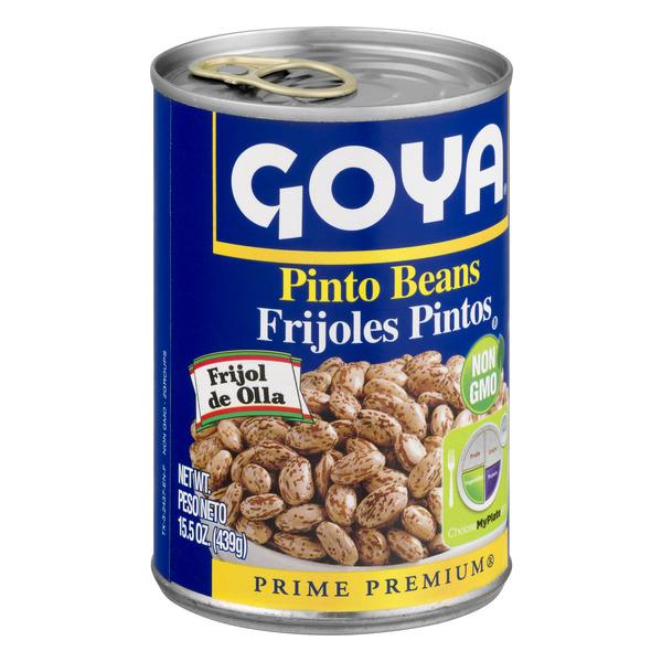 Goya Pinto Beans 15.5 Oz / 439 Gms