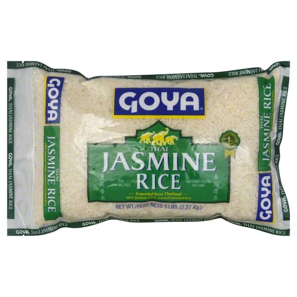 Goya Thai Jasmine Rice 5lb/2.27kg