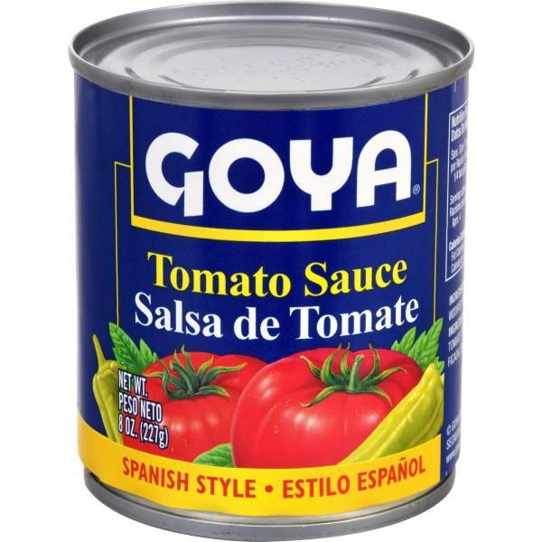 Goya Tomato Sauce 8 Oz / 227 Gms