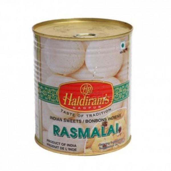Haldiram's Rasmalai 35.28 OZ / 1000 Gms
