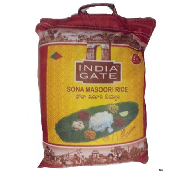 India Gate Sona Massori Rice 20 LB