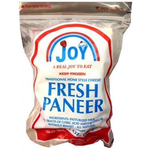Joy Fresh Paneer 12 Oz / 340 Gms