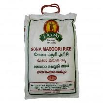Laxmi Sona Masoori Rice 20lb