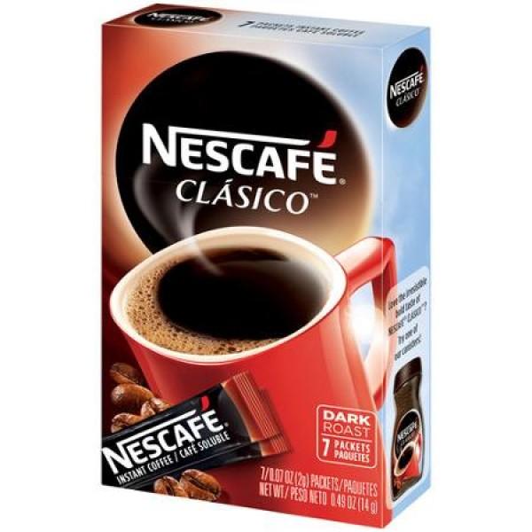Nescafe Clasico Instant Coffee 1.7 oz / 50 Gms