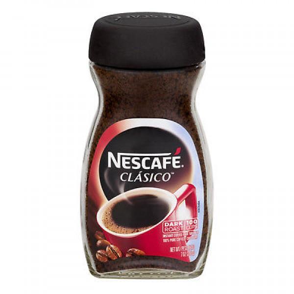 Nescafe Clasico Pure Instant 3.5 OZ / 100 Gms