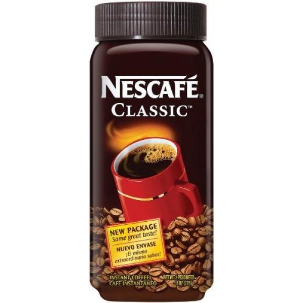 Nescafe Classic India Instant Coffee 3.5oz/100 Gms